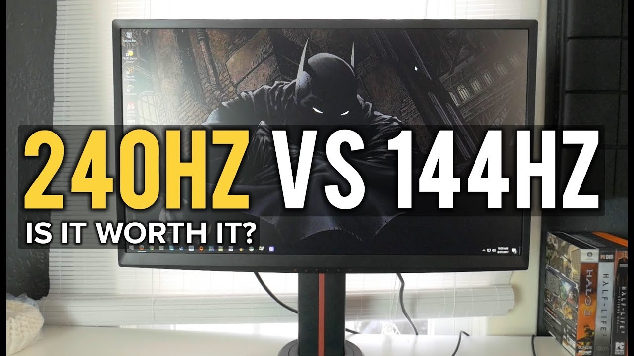 Are 240Hz Monitors REALLY Worth it?