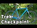 The 2018 Trek Checkpoint Alr 4 Gravel Bike - Everything you need to know