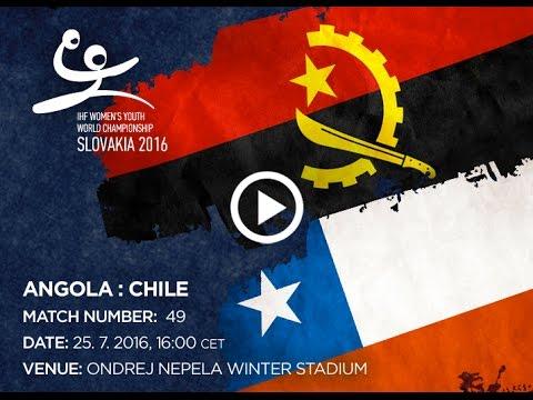 ANGOLA : CHILE
