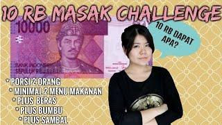 Video CHALLENGE MASAK 10 RB | minim budget gak masalah! download MP3, 3GP, MP4, WEBM, AVI, FLV Februari 2018