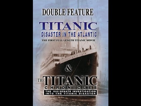 Titanic   Disaster in the Atlantic hosted by David McCallum