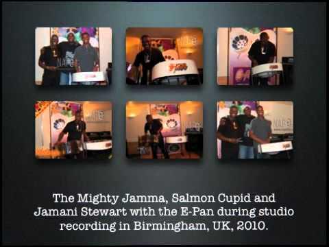 Talking Steelpan innovation on WACK radio Trinidad & Tobago with inventor Salmon Cupid