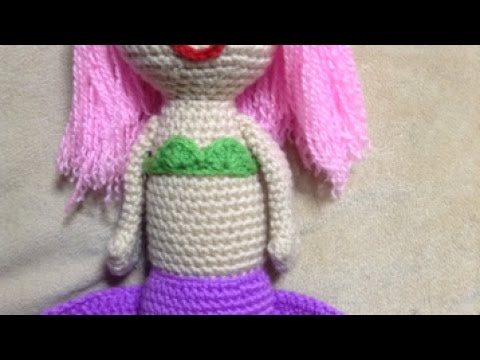 Crochet A Beautiful Mermaid Diy Crafts Guidecentral