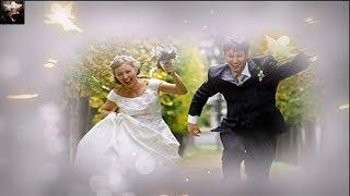 Стиль  свадебный -Ангелы, АЕ. Proshow producer