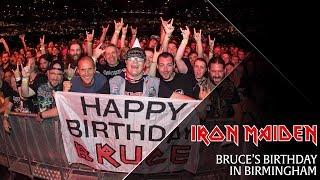 Iron Maiden - Bruce's 60th in Birmingham