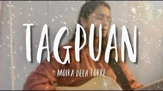 Gambar cover Tagpuan || Moira Dela Torre cover