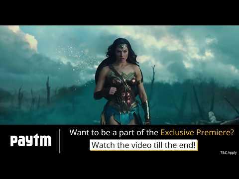 Watch the Wonder Woman Premiere!