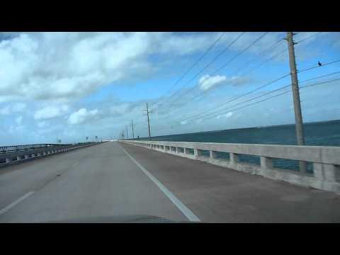 Overseas Highway en-route to Key West, FL