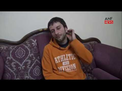 ISIS commander who is German Citizen, Captured by kurds in Syria