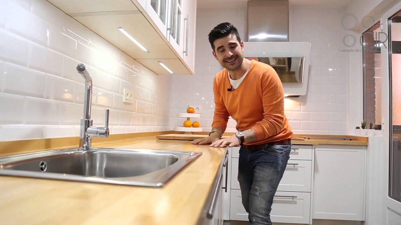 Cocinas n rdicas reforma de cocina en leon cocinas cjr for Disenador de cocinas online gratis