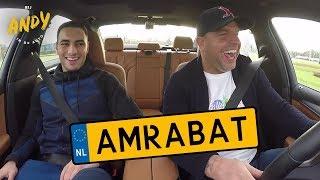 Bij Andy in de auto - Amrabat
