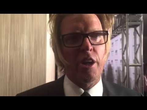 Jake Busey Calls For Diversity In Hollywood At Night Of 100 Stars #Oscars #NightOf100