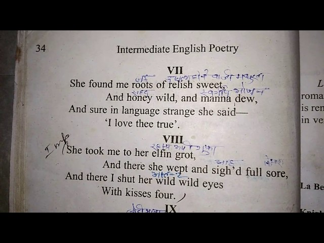 explanation of poem The meaning of love are you you working on a poem analysis let us help techniques this poem uses: repetition at the beginning of the stanzas.