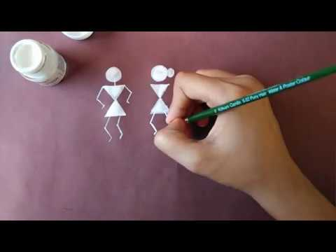 Warli Painting : Getting Started