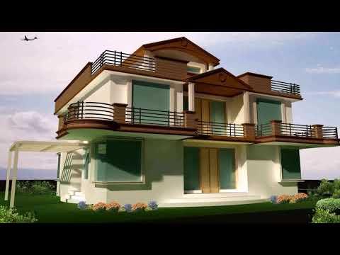 Indian House Balcony Railing Design Youtube