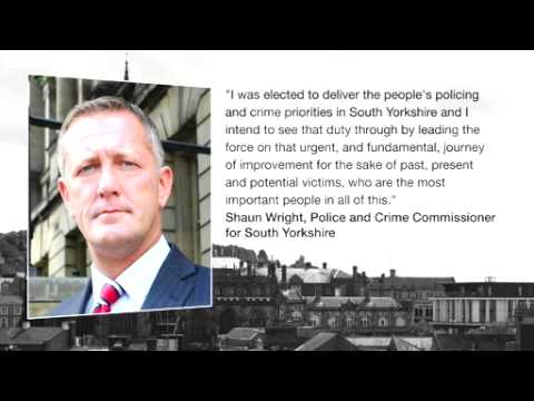 BBC News   Rotherham child abuse  Police commissioner quits Labour