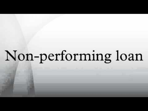 Non-performing loan - YouTube