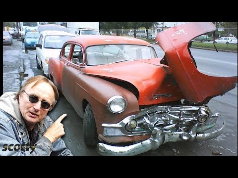 Here's Why this Wrecked Chevy Taxi Cab Makes 400 Horsepower