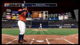 FIRST PERFECT GAME!!!!!  MLB 15 The Show