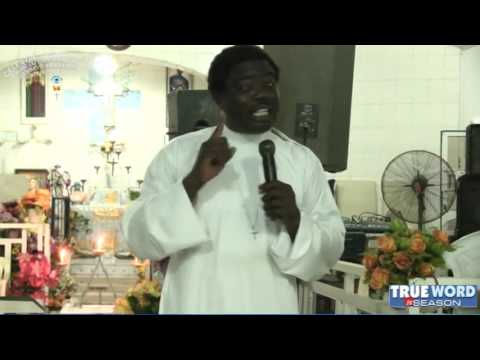 C.C.C DOCTRINE @ SALVATION PARISH Part 1 by BROTHER ADEMOLA SAMUEL BOLAJI
