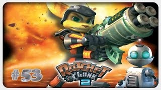RATCHET & CLANK 2 HD #53 | Das Megacorps-Haupquartier ► Let