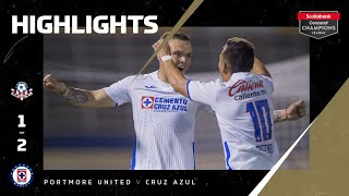 Resumen: Portmore United 1 Vs 2 Cruz Azul #sccl2020