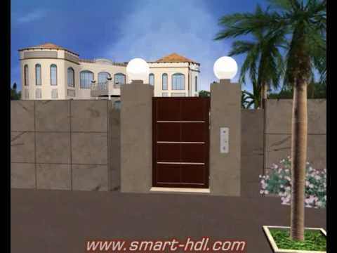 3d Smart Home Automation Walk Youtube
