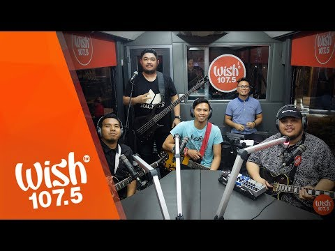 "Mayonnaise performs ""Porta"" LIVE on Wish 107.5 Bus"