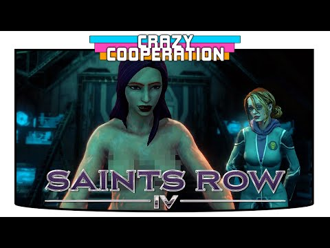 Konfitüren Porno |02| Saints Row IV