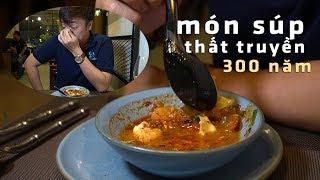 Món súp hoàng gia Thái Lan thất truyền 300 năm cay chảy nước mắt