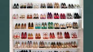 Wall Storage Shelves Ideas | Shelving For Shoes