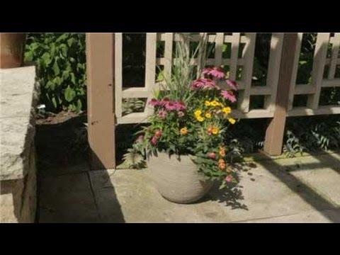 Prairie Container Gardening - 동영상