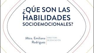¿Qué son las habilidades socioemocionales? (#0)