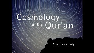 Cosmology in the Qur'an by Mirza Yawar Baig