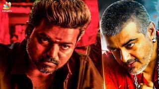 Thala Fans Stopped Thalapathy Record? | Bigil Official Trailer | Vijay, Nayanthara | Atlee | ARR