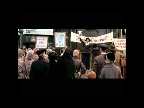 "Sylvia Pankhurst in ""Oh! What A Lovely War"" (1969)"