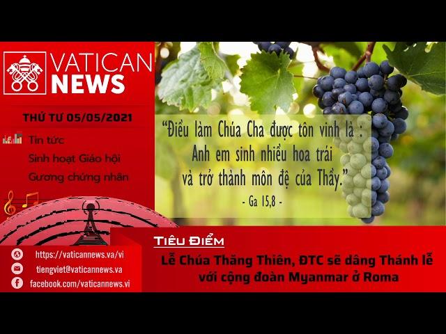 Radio thứ Tư 05/05/2021 - Vatican News Tiếng Việt