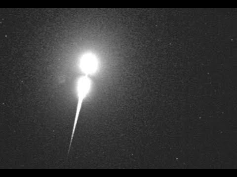 Amazing fireball on July 28 // Impresionante bola de fuego del 28 de julio