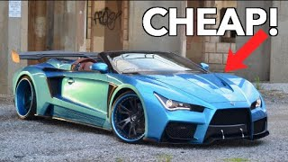 6 CHEAP Cars That Make You LOOK RICH!
