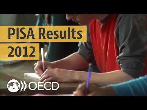 Asian countries top OECD's PISA survey of global education