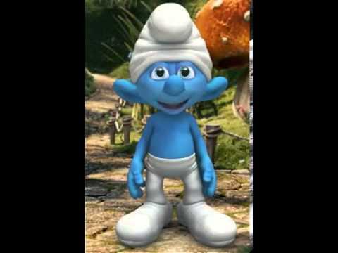 Der Blaue Schlumpf