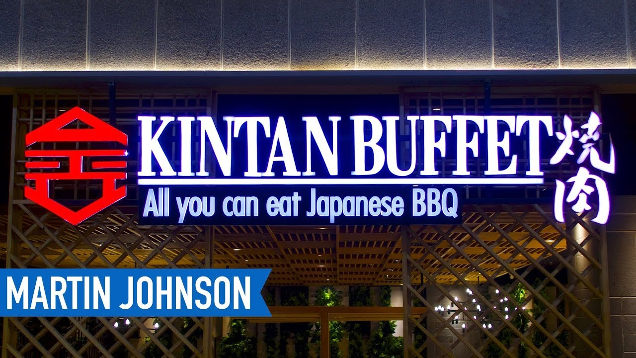 Japanese Food In Indonesia At Kintan Buffet In Amplaz Mall