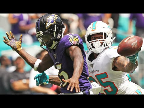 """Miami Dolphins' Xavien Howard on loss to Ravens: """"There are a lot more games to be played"""