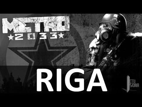 Metro 2033 -  Riga soundtrack [10 Minutes]