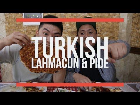 Yabancılar SONUNDA Karadeniz Pide Dener | Lahmacun & Pide is NOT Just Turkish Pizza!!!
