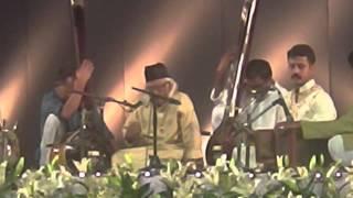 Delhi Classical Music Festival 2012- Ustad Abdul Rashid Khan