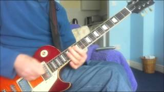 Thin Lizzy - Waiting for an Alibi - Guitar Cover