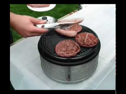 Fantastisk Cooking on the Cobb Premier BBQ - YouTube UN95