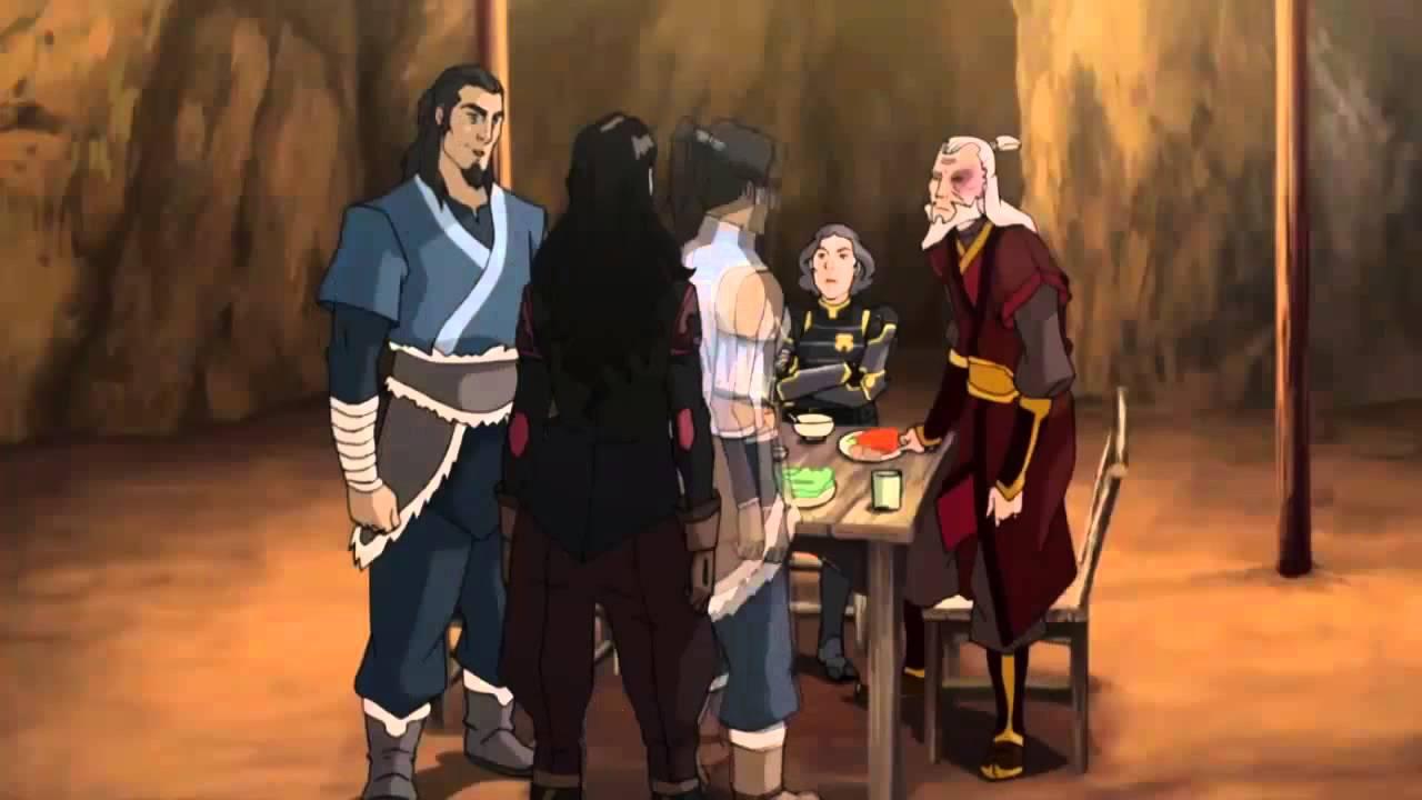 Korra Meets Lord Zuko HD