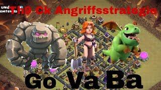 Die Govaba Strategie/Beste Rathaus Level 9 Angriffsstrategie/Krasseste 3Sterne Strategie/Coc